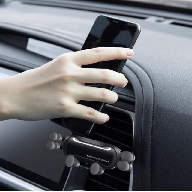 Giá đỡ điện thoại cửa gió ô tô cao cấp
