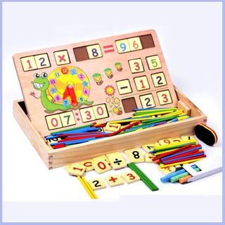{HP – SALE}Bảng gỗ toán học thông minh phát triển trí tuệ cho bé [ SP039331]