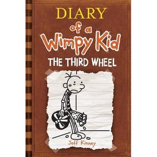 Truyện Ngoại văn Diary Of A Wimpy Kid Chú Bé Nhút Nhát The Third Wheel - Kỳ Đà Cản Mũi (Book 7) thumbnail