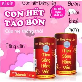 Combo 3 hộp men sống Hồng Yến