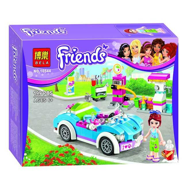 Xếp hình Lego My Friends No10574 Gồm 199 Chi Tiết. Lego Đồ Chơi Xếp Hình cho bé Gái