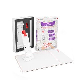 Trọn bộ vẽ hình sáng tạo – Trò chơi phát triển tư duy – Magicbook – Size S Box