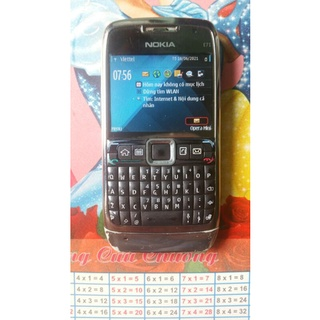 Điện thoại Nokia e71 có wifi 3g