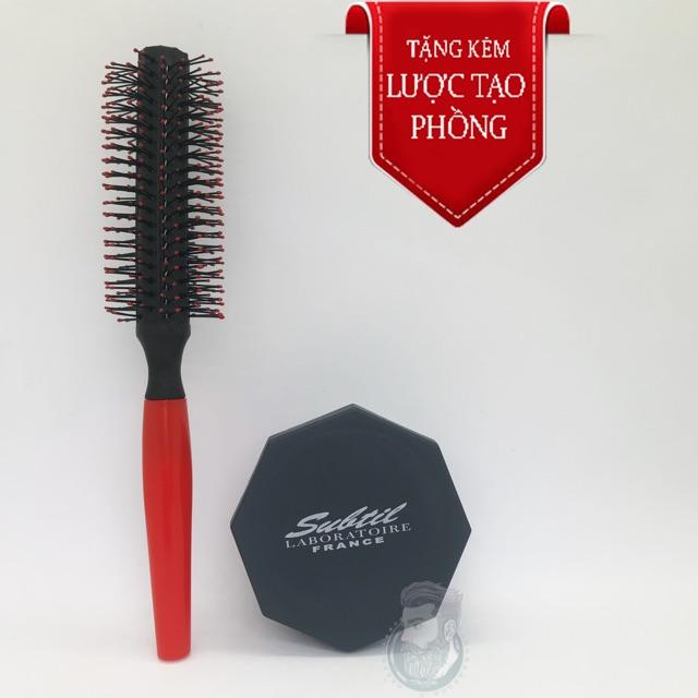 ✅(Chính Hãng) Sáp vuốt tóc Subtil Clay Wax + Tặng Lược Tạo Phồng