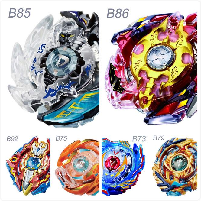 Beyblade B97 B96 Spinning Top BURST With Box Metal Plastis Fusion 4D Toy for Kid