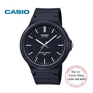Đồng hồ Nam Casio MW-240-1EVDF dây nhựa