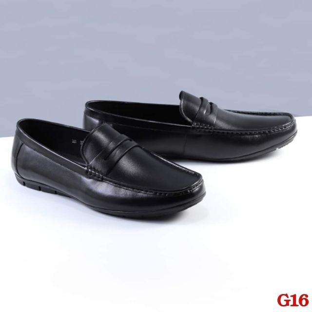 [Da thật_BH 3 năm} Giày lười nam BIG SIZE 44/49,đế êm chân,giày được sx đóng tại xuong