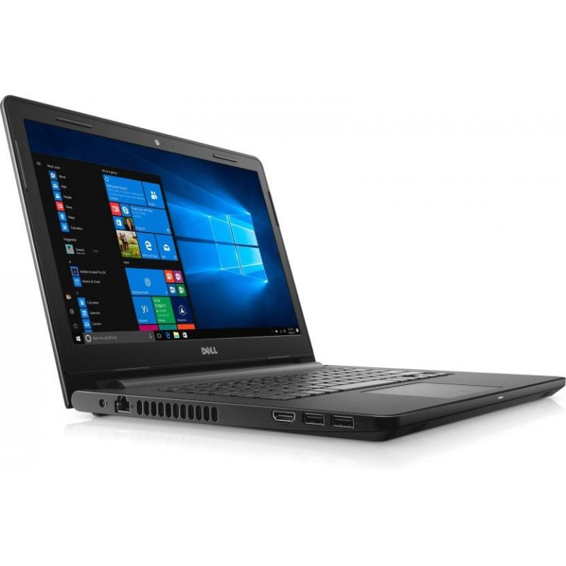 Laptop DELL Inspiron N3467 M20NR3 CORE I3-7020U, RAM 4GB, HDD 1TB,  14inch ( NEW FULL BOX)