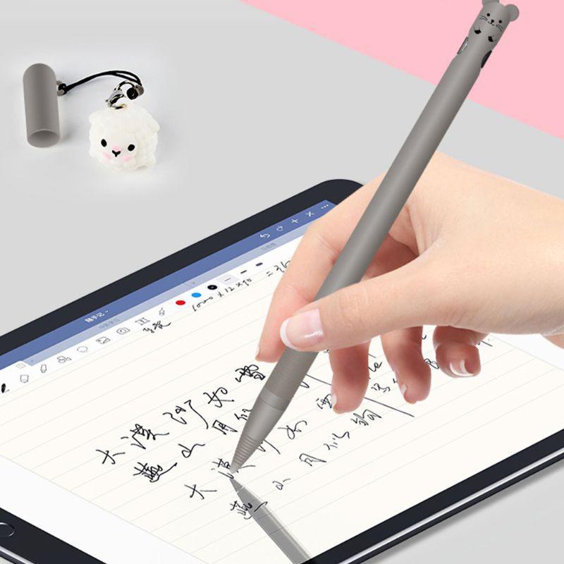 Vỏ Silicon Hình Thú Đáng Yêu Bảo Vệ Cho Bút Cảm Ứng Ipad Pencil 1st