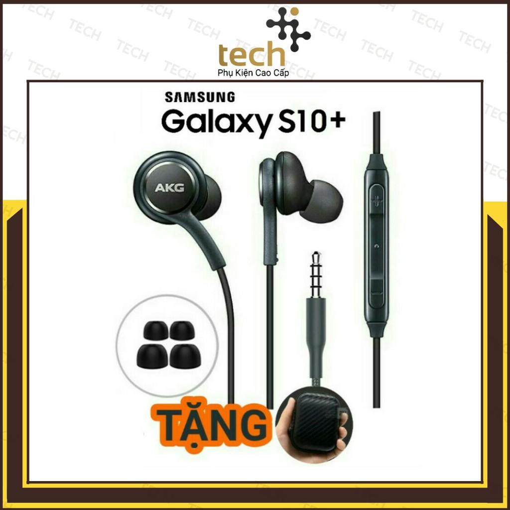 Tai nghe Samsung AKG S10+ NGUYÊN SEAL kèm 2 bộ núm phụ