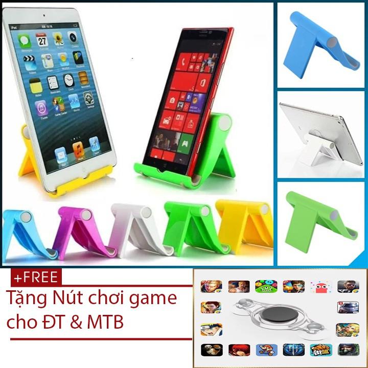 Giá đỡ điện thoại và máy tính bảng tặng nút chơi game - 2776920 , 1128564861 , 322_1128564861 , 30000 , Gia-do-dien-thoai-va-may-tinh-bang-tang-nut-choi-game-322_1128564861 , shopee.vn , Giá đỡ điện thoại và máy tính bảng tặng nút chơi game