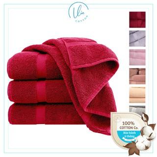Set 3 khăn mặt cao cấp Viecotton siêu dày siêu thấm hút – Cam kết giao đúng màu