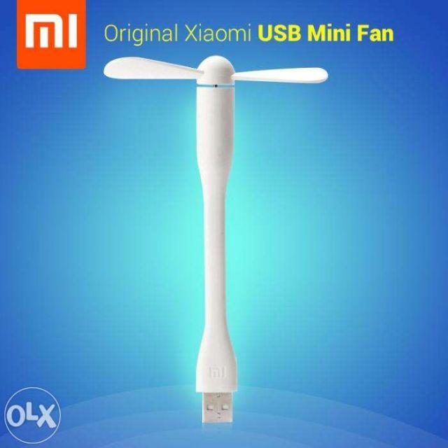 Quạt USB XIAOMI Chính hãng (Fake đền 1000 lần)