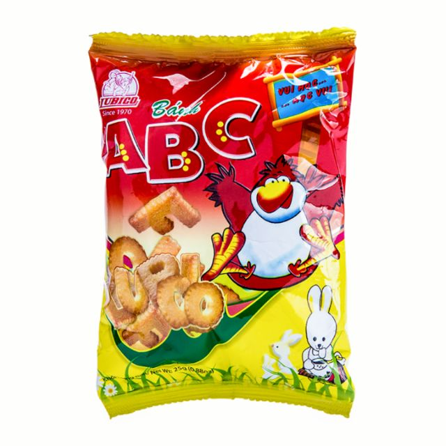 Bánh Quy ABC Lubico 25g - 3183102 , 781729293 , 322_781729293 , 3000 , Banh-Quy-ABC-Lubico-25g-322_781729293 , shopee.vn , Bánh Quy ABC Lubico 25g