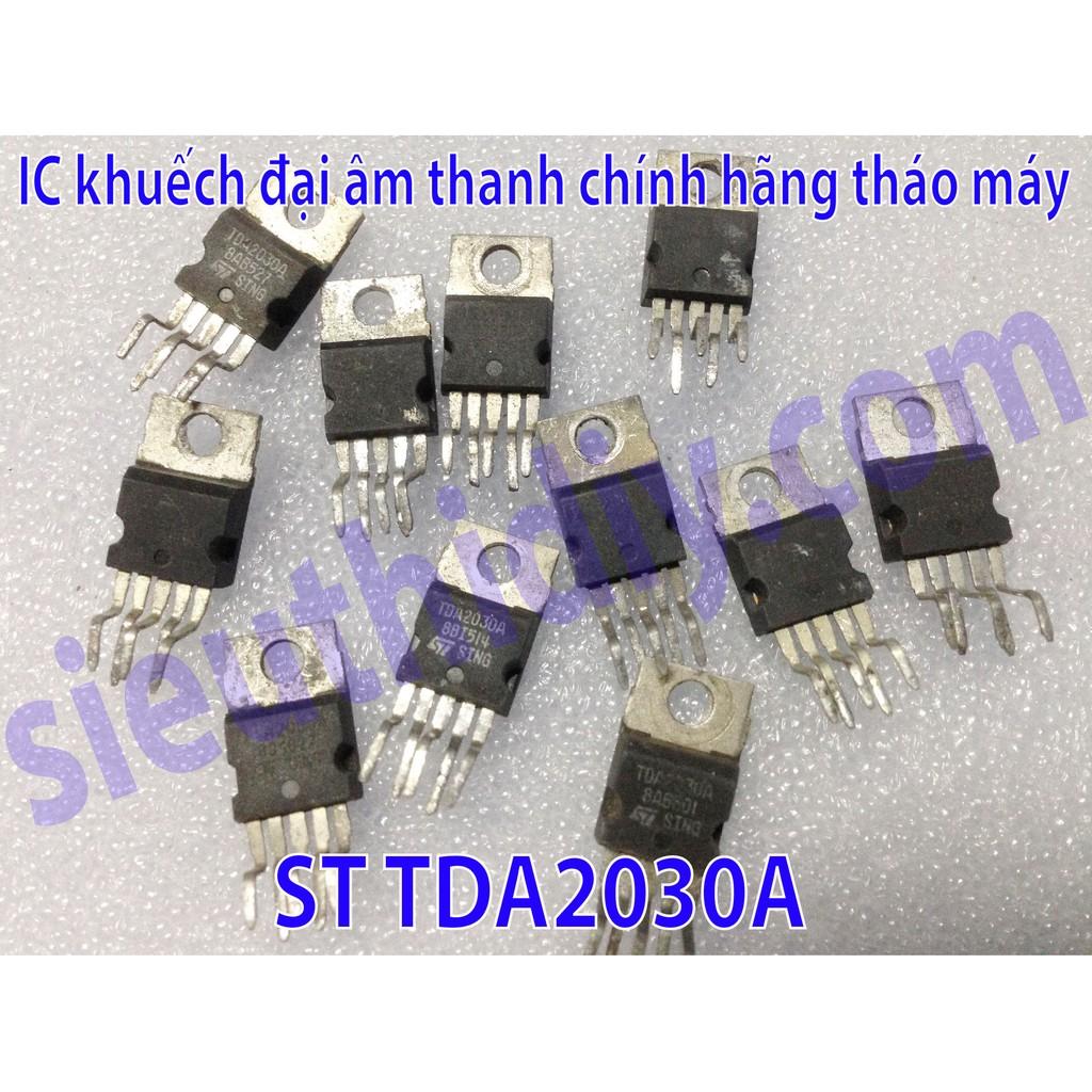 IC khuếch đại âm thanh TDA2030 2nd (2 con) - 3017920 , 302282016 , 322_302282016 , 30000 , IC-khuech-dai-am-thanh-TDA2030-2nd-2-con-322_302282016 , shopee.vn , IC khuếch đại âm thanh TDA2030 2nd (2 con)