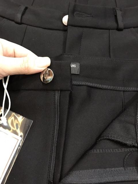 Combo quần short umi cạp cao 1 cúc - quần short nữ cao cấp