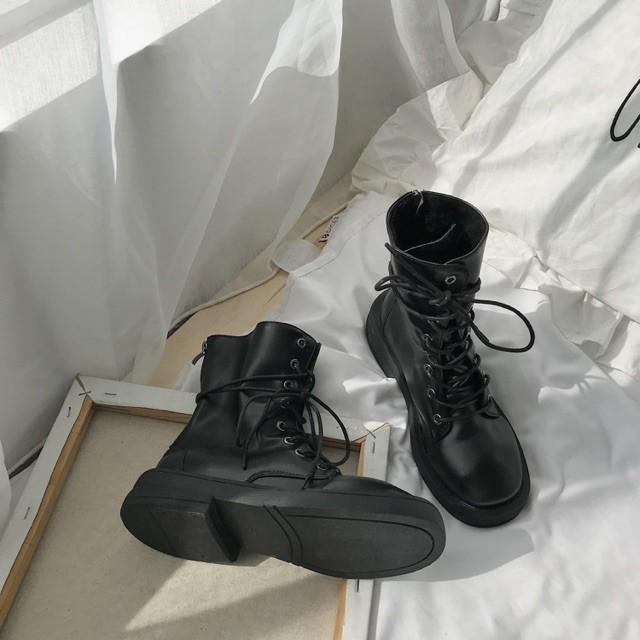 boot da 💖FREESHIP💖Giảm 20K khi Nhập [GIAY20KA] Giày Thể Thao Nữ Hướng 2019 Nhập Quảng Châu