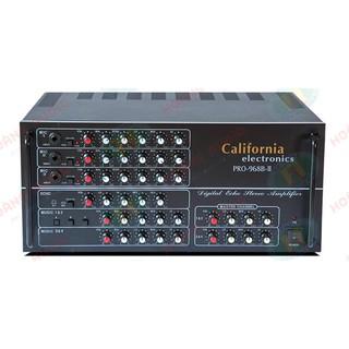 Amply karaoke California Pro 968B-II thumbnail