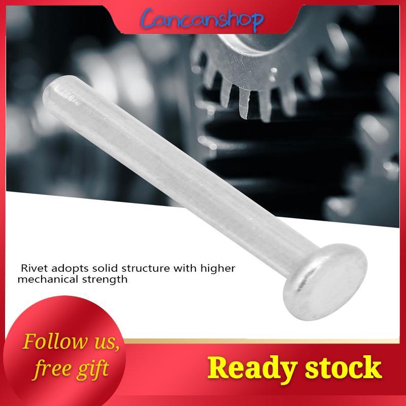 100pcs M2 5*18/20mm Flat Head Aluminum Rivets Countersunk