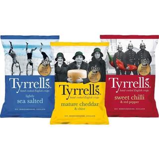Khoai tây chiên Snack Tyrells (Gói 150G / 40G)