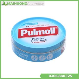 [Chính Hãng] Kẹo Ngậm Sát Khuẩn Họng Pulmoll Pastillen Extra St thumbnail