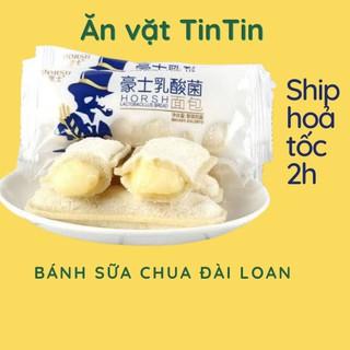 Bánh sữa chua Horsh Ông già Đài Loan Date mới (Hộp 1kg)