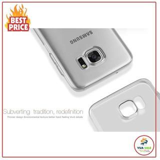 Ốp Dẻo Trong Suốt Cho Samsung Galaxy S7 Tinh Tế [Sale Mạnh]