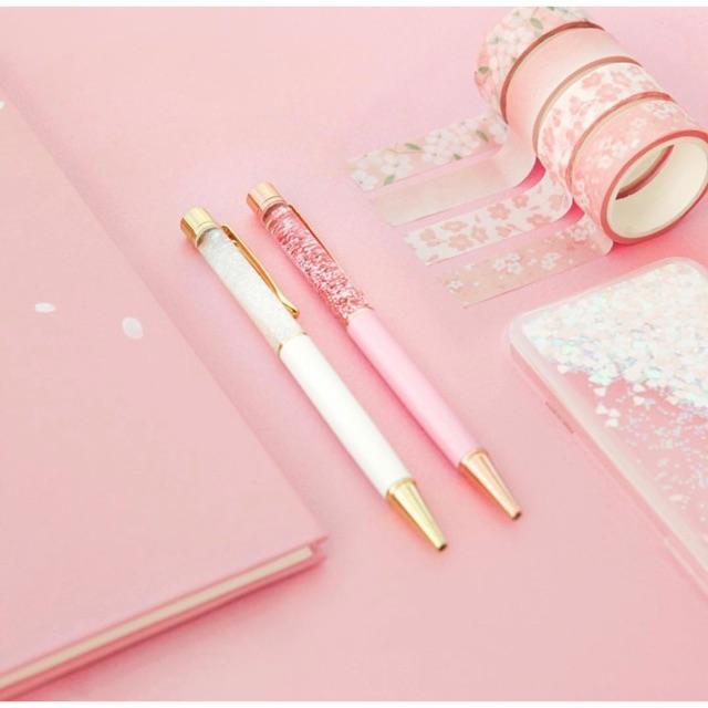 Bút nhũ Sakura - hồng