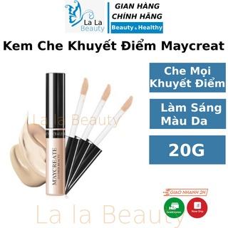 Kem che khuyết điểm Maycreat fitme phủ toàn diện lâu trôi chống thấm maybelline nars La La Cosmetic - KCKD Maycreat thumbnail