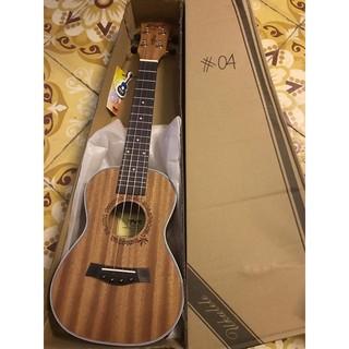 đàn ukulele Concert gỗ mahogany chính hãng BWS