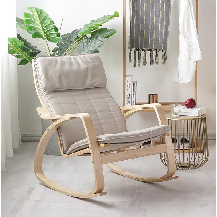 Ghế Thư Giãn Poang Rocking Chair