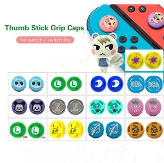 Set 4 Nút Bấm Cao Su Hình Thú Dùng Để Chơi Game Nintendo Switch thumbnail