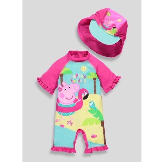 Đồ Bơi Bé Gái Peppa Pig Pink Matalan - 3308013 , 994358703 , 322_994358703 , 175000 , Do-Boi-Be-Gai-Peppa-Pig-Pink-Matalan-322_994358703 , shopee.vn , Đồ Bơi Bé Gái Peppa Pig Pink Matalan