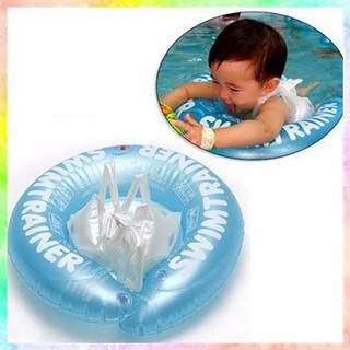 [ Hàng Hot] Phao tập bơi có đai chống lật bảo vệ an toàn cho bé Có Sẵn