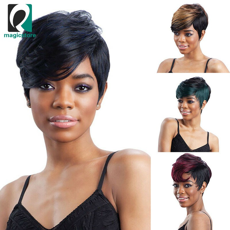 Women Short Wig Curly Synthetic Fibres Naturally Wigs for Daily Use - 14569033 , 2600645767 , 322_2600645767 , 298900 , Women-Short-Wig-Curly-Synthetic-Fibres-Naturally-Wigs-for-Daily-Use-322_2600645767 , shopee.vn , Women Short Wig Curly Synthetic Fibres Naturally Wigs for Daily Use