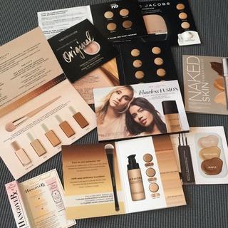 [AUTH 1000%] [Sample Foundation] Kem Nền nhiều hãng Shiseido, Gu.cci, Giorgio Armani, Make Up Forever,.. thumbnail