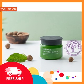 [Hot Sale] Kem dưỡng mắt Green tea seed eye cream