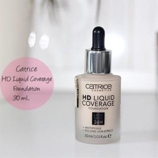 Kem Nền Catrice HD Liquid Coverage Foundation thumbnail