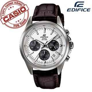 Đồng hồ nam dây da Casio Edifice Anh Khuê EFR-527L-7AVUDF