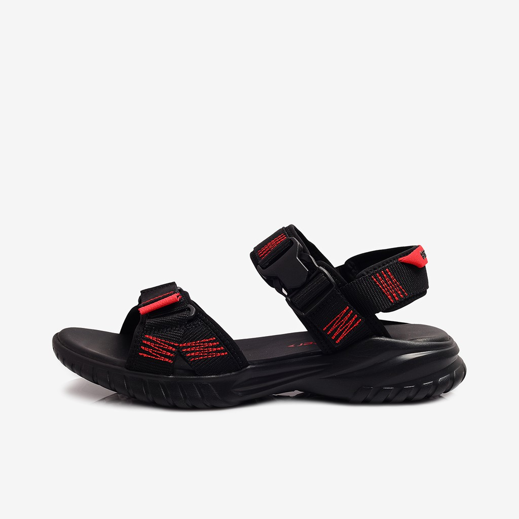 [Mã WABRH100 giảm 10% tối đa 100K đơn từ 599K] Giày Sandal Nam Biti's Hunter 2K21 University Red DEMH00800DOO (DOO)