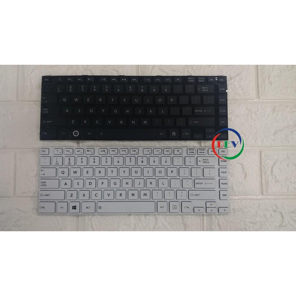 Bàn Phím Laptop Toshiba L840, C840, C800, C845, L835, L840D, L845, L845D, C700 Nhập