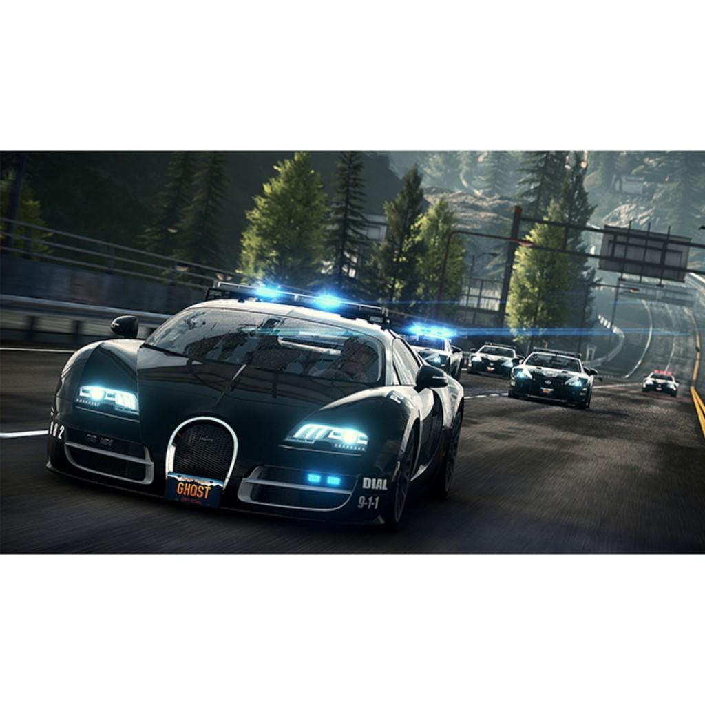 [Mã SKAMA06 giảm 8% đơn 250k][Freeship toàn quốc từ 50k] Đĩa Game PS4: Need for Speed Rival - hệ US