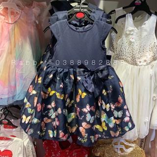 Váy bướm đính nơ - RABBITSHOP