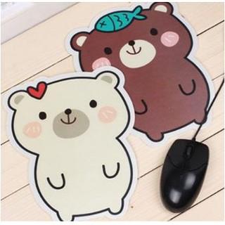 Yêu ThíchBàn di chuột hình gấu dễ thương 17*22CM
