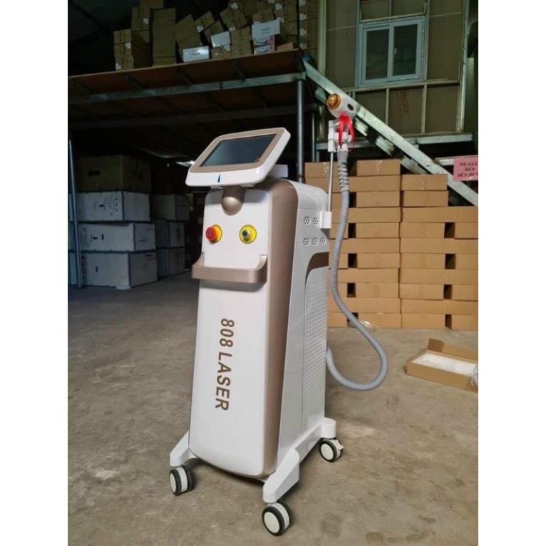 Máy Triệt Lông DioDe Laser MED808