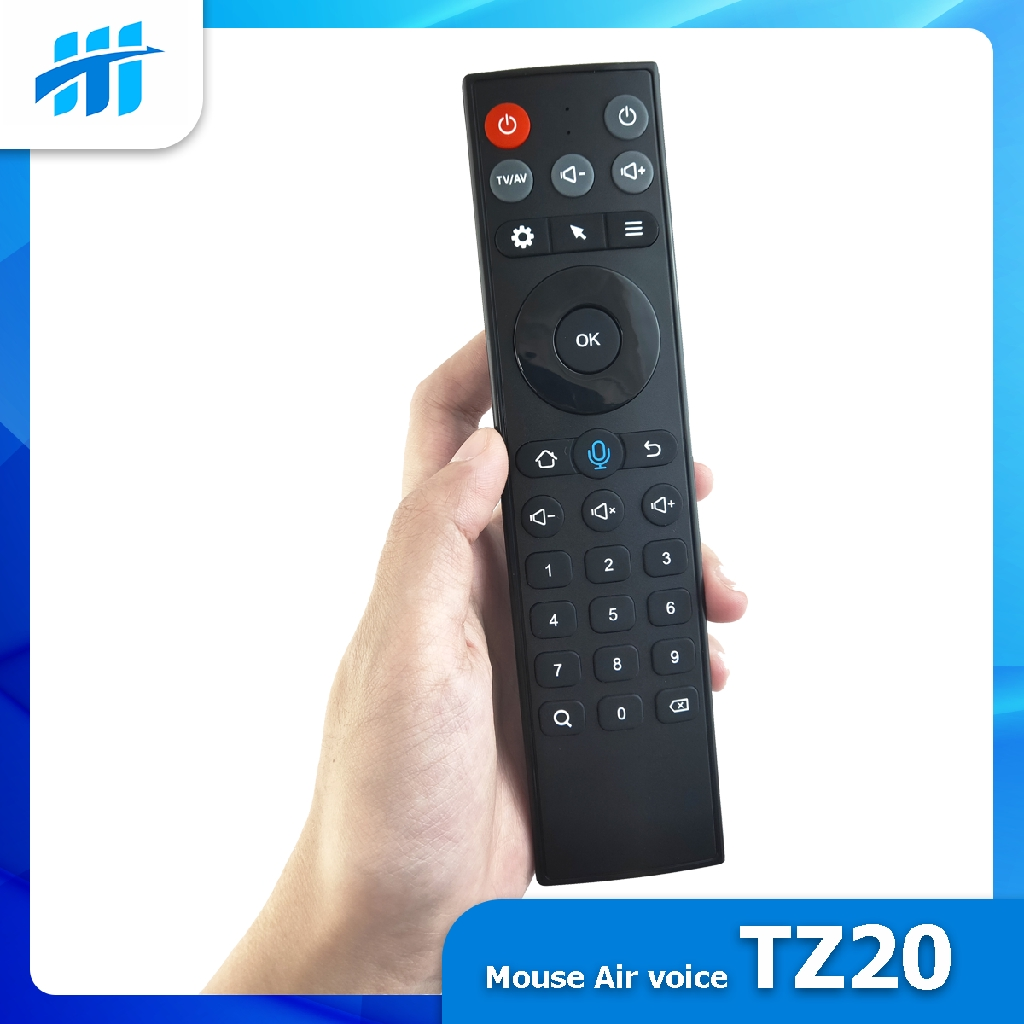 Remote Mouse Air Voice TZ20 - Điều khiển chuột bay tìm kiếm giọng nói