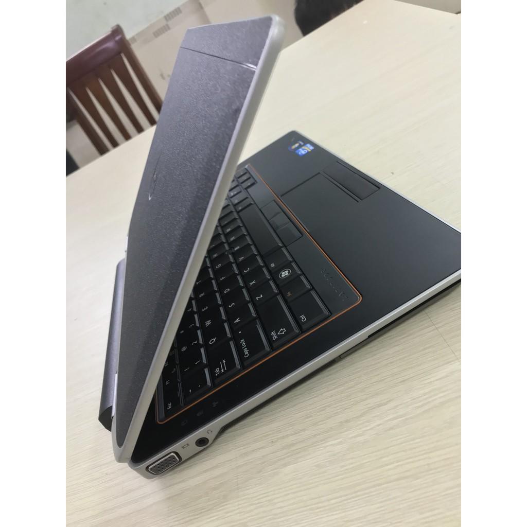 Laptop cũ dell latitude E6320 hàng thanh lý quân đội mỹ