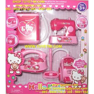 Bộ gia đình 4 món Hello Kitty No.2