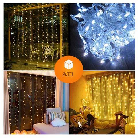 [FREESHIP] Dây đèn led không chớp(nháy) trang trí trang trí phòng ngủ, trang trí chụp ảnh,trang trí tiệc lễ hội (7.5m)