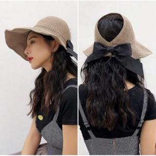 Mũ rộng vành hở đầu xuất Hàn Quốc siêu hot 👒👍
